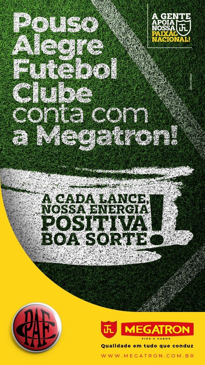 Campanha de apoio para o Pousão FC - Megatron