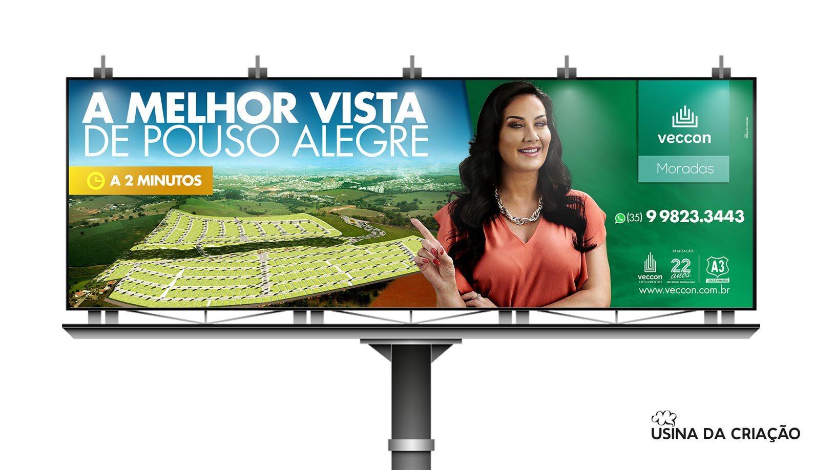 Campanha de Lançamento - Veccon Moradas