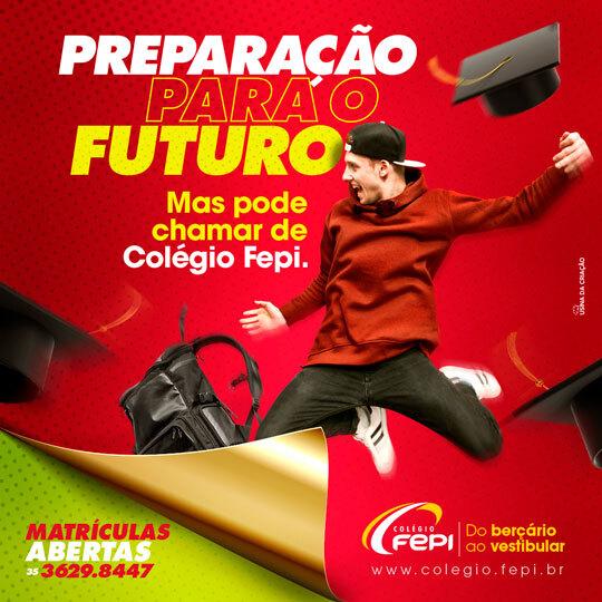 Campanha Institucional - Post - Colégio FEPI