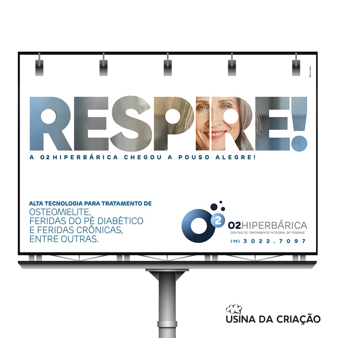 Campanha O2 Hiperbárica
