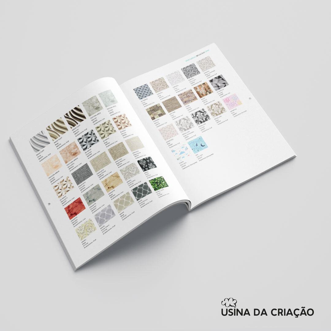 Catálogo Wall Linea - Branyl, 2021