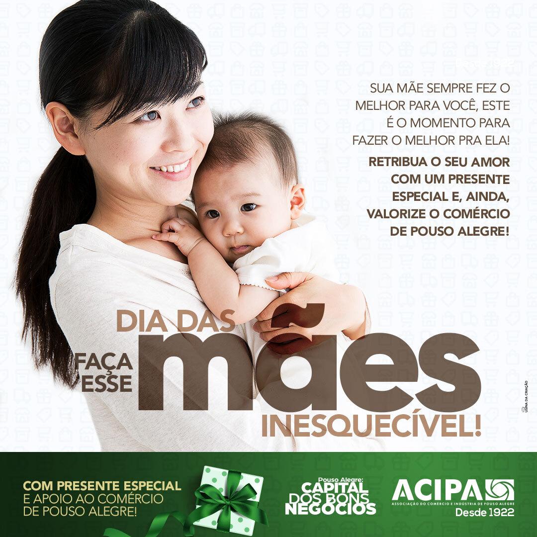 Dia das Mães 2020 - ACIPA