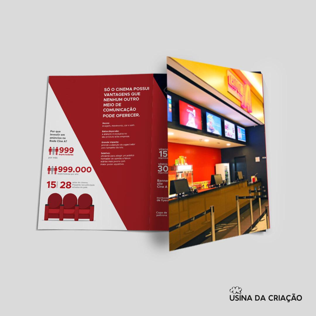 Mídia Kit - Cine A