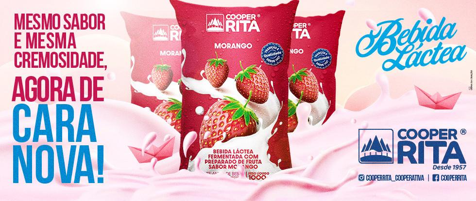 Banner site - Nova embalagem bebida láctea - CooperRita