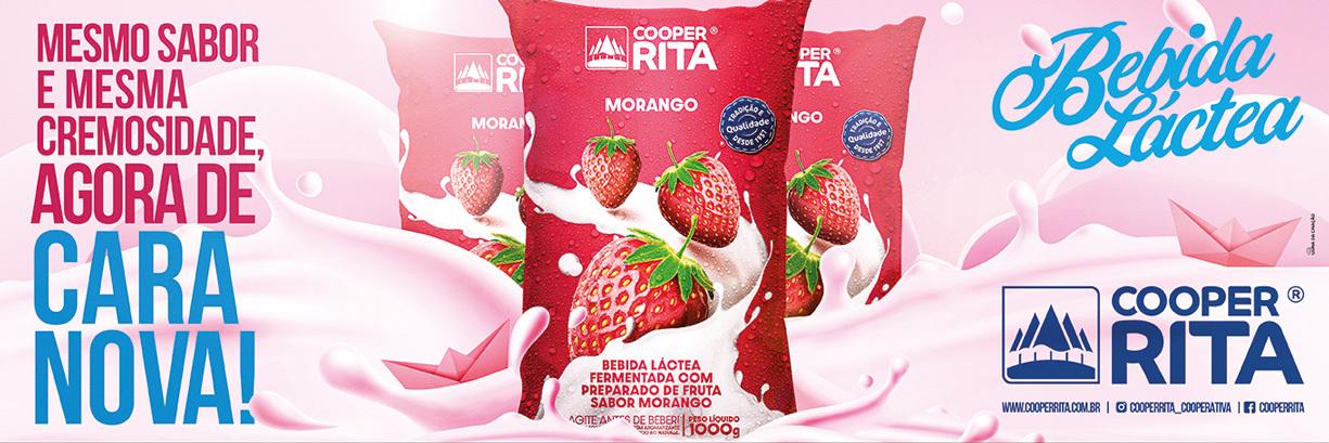 Outdoor - Nova embalagem bebida láctea - CooperRita