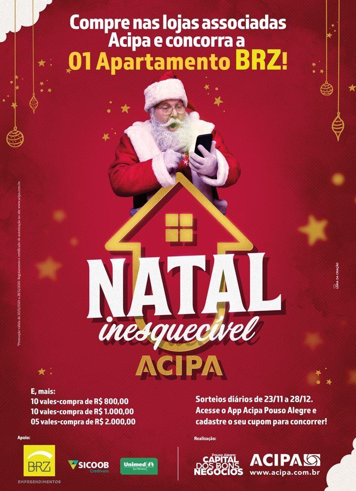 Campanha de Natal - Acipa