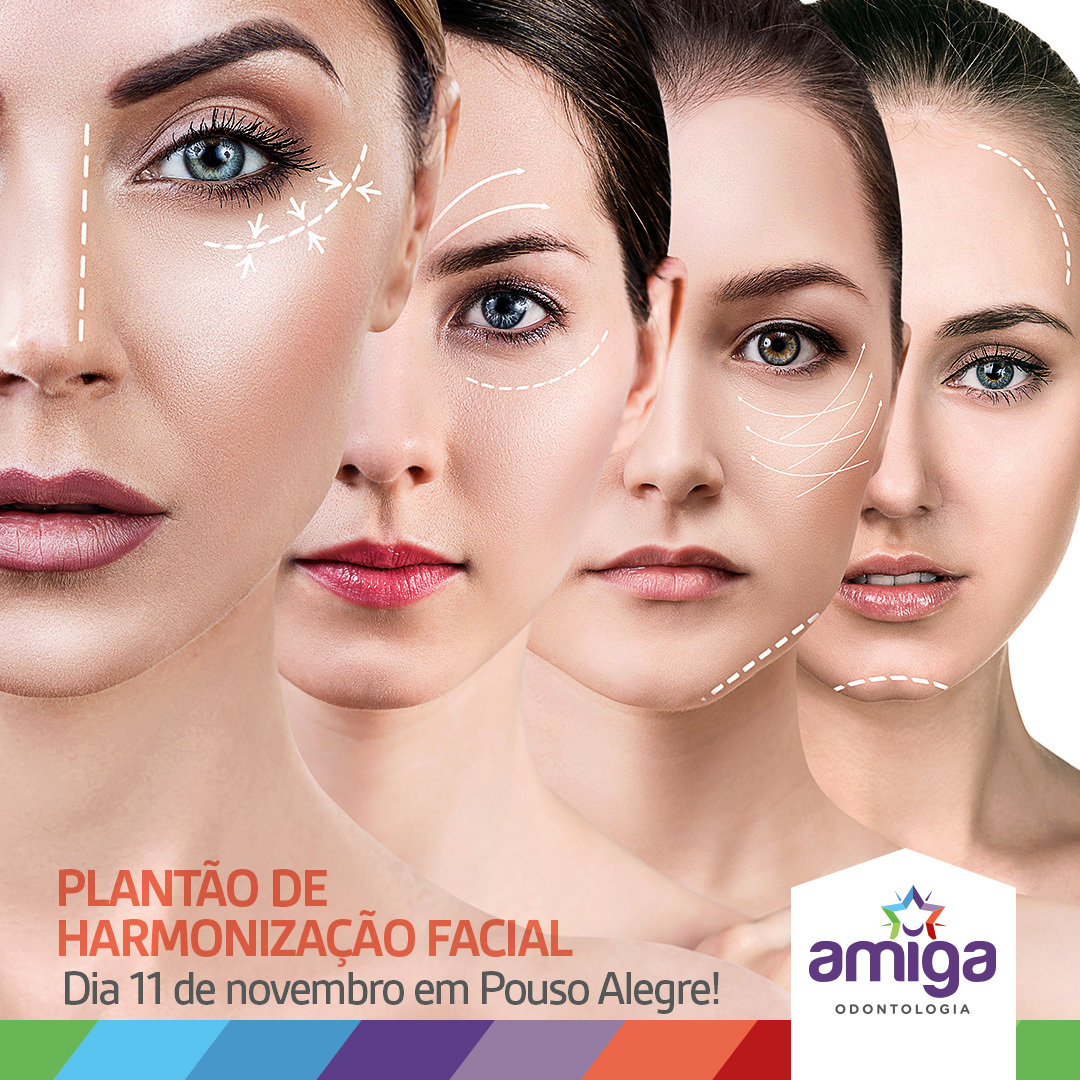 Redes Sociais - Amiga Odontologia