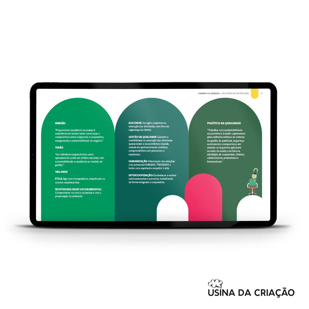 Relatório de Gestão 2020 - Unimed