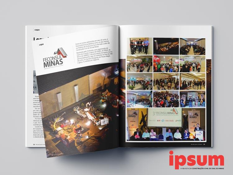 Revista Ipsum - Sinduscon Sul
